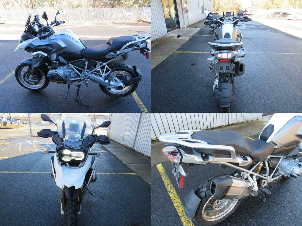 2014 BMW R-Series White used for sale craigslist