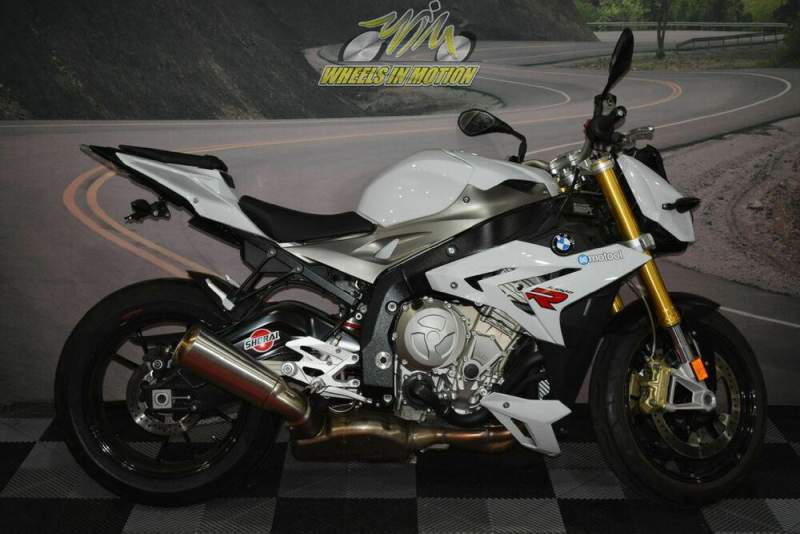 2014 BMW S 1000 R White used for sale craigslist