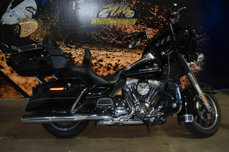 2014 Harley-Davidson FLHTK - Electra Glide® Ultra Limited Black used for sale craigslist