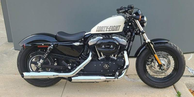 2014 Harley-Davidson Sportster® Forty-Eight® Gold used for sale
