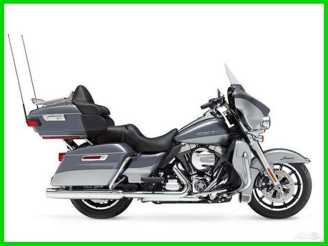 2014 Harley-Davidson Touring Ultra Limited Charcoal Pearl / Brilliant Silver Pearl used for sale craigslist