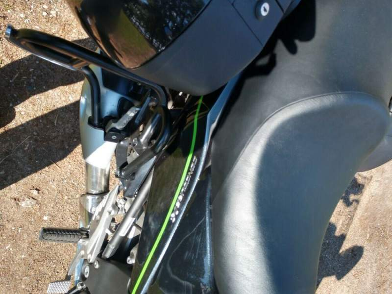 2014 Kawasaki Concours 14 abs Black used for sale