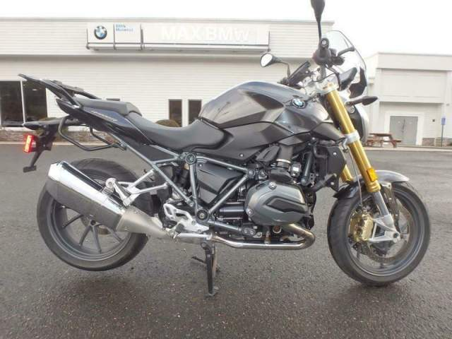 2015 BMW R-Series Gray used for sale