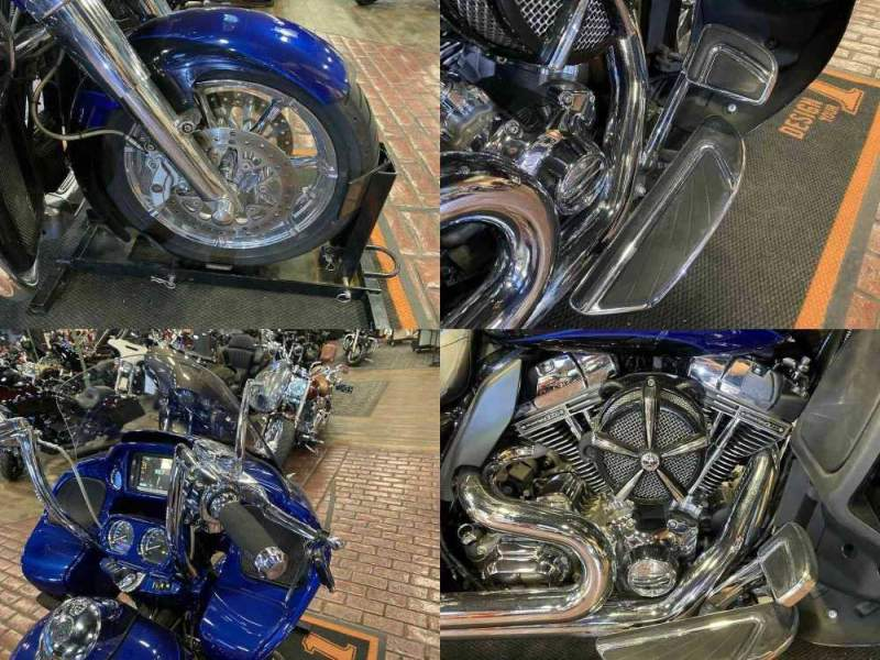 2015 Harley Davidson FLTRUSE   CVO Road Glide Ultra  for sale craigslist