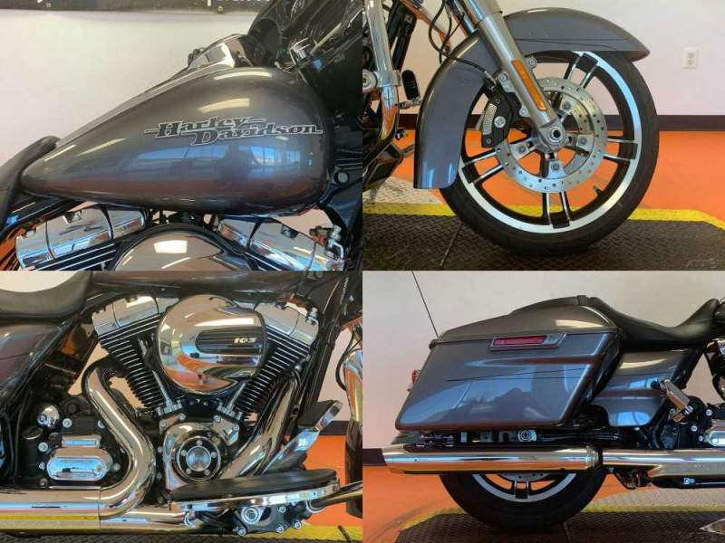 2015 Harley-Davidson Touring Special Charcoal Pearl used for sale craigslist