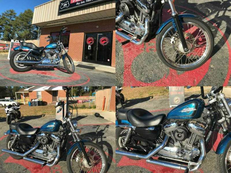 2015 Harley-Davidson XL 1200V SEVENTY-TWO -- used for sale craigslist