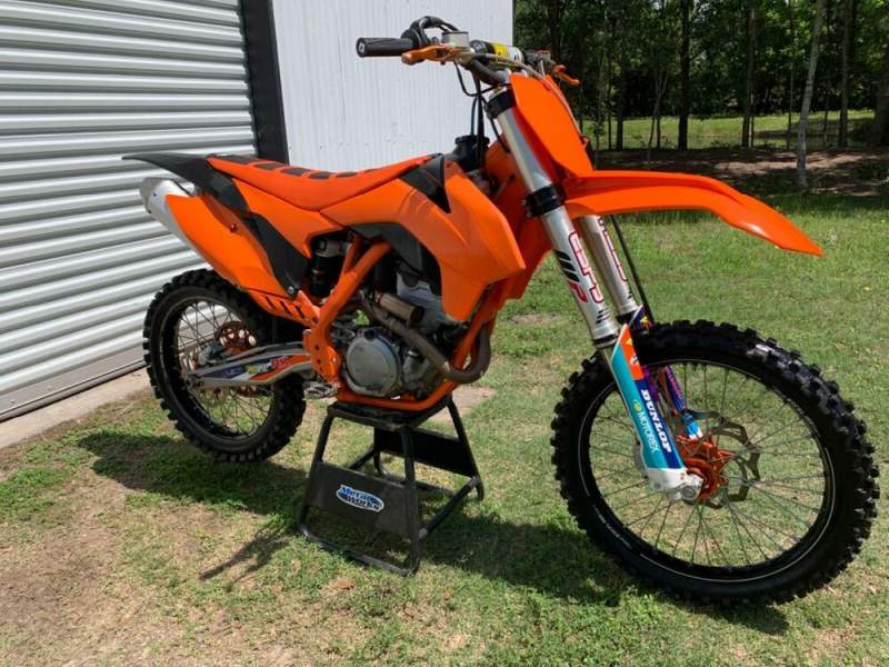 2015 KTM SX Orange used for sale