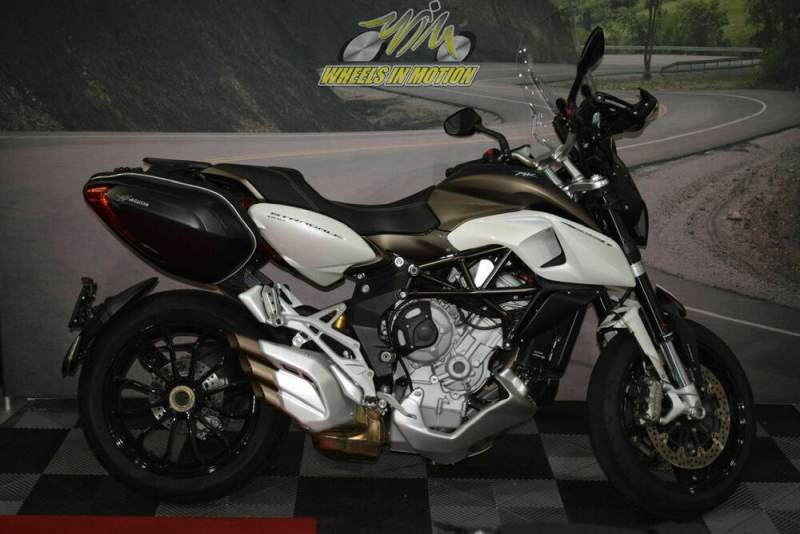 2015 MV Agusta Stradale 800 EAS ABS Gray used for sale