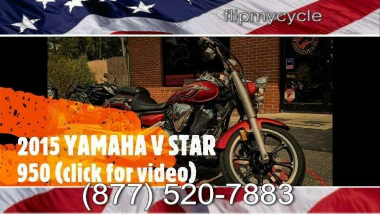 2015 Yamaha 950 V STAR   for sale craigslist