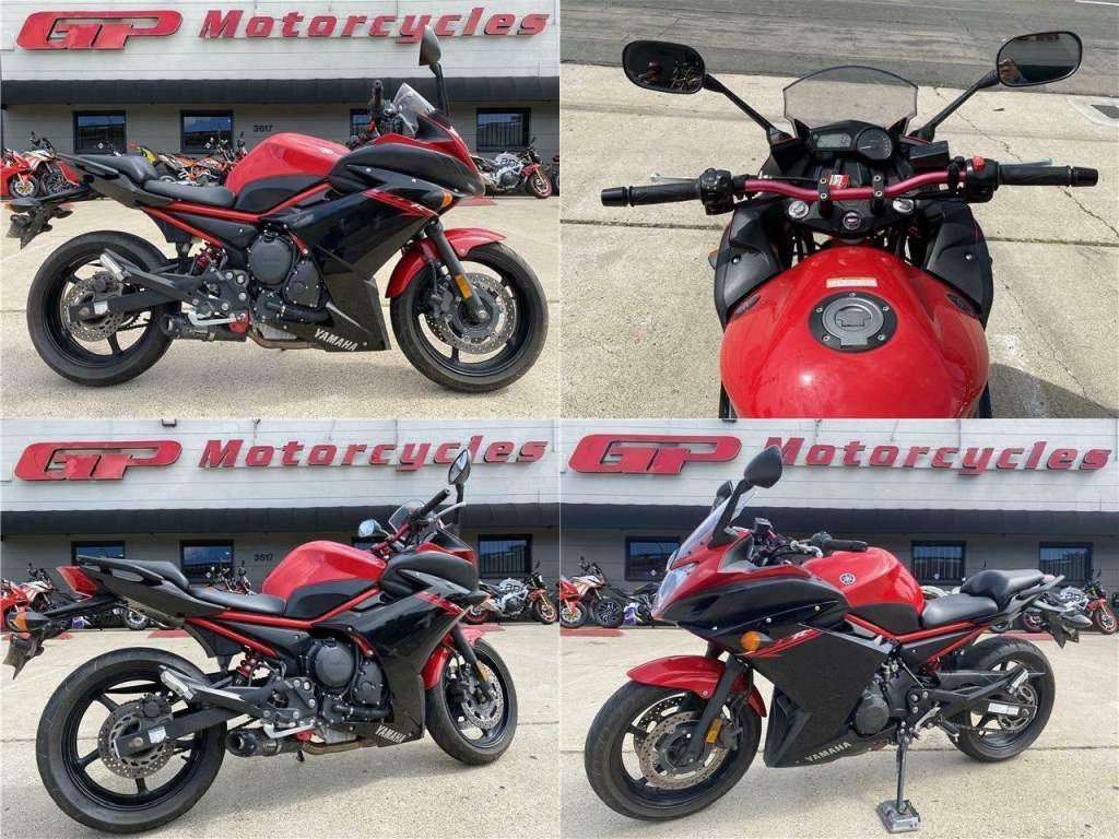 2015 Yamaha FZ6R Black used for sale craigslist