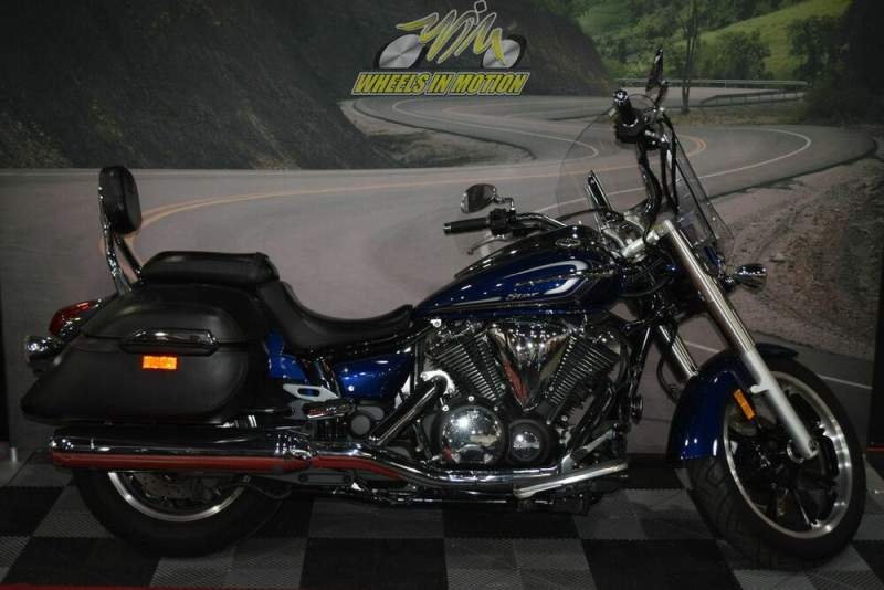 2015 Yamaha V Star® 950 Tourer Blue used for sale craigslist
