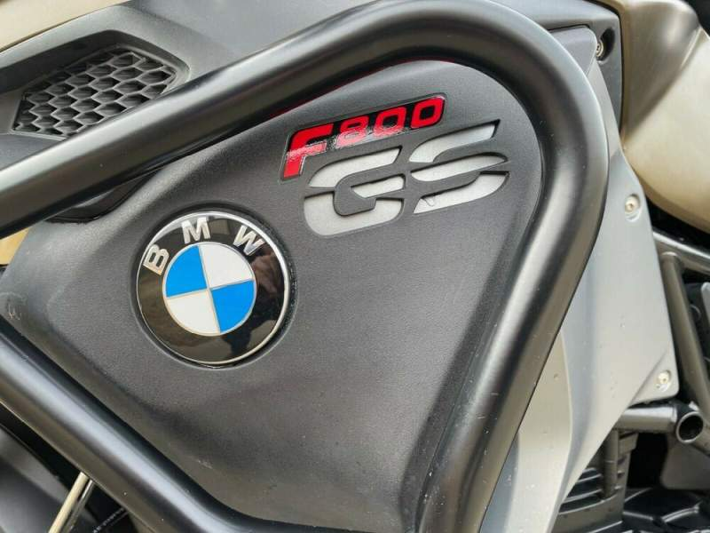 2016 BMW BMW F 800GS Adventure Green used for sale