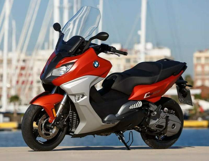 2016 BMW C650 SPORT SPORT  used for sale