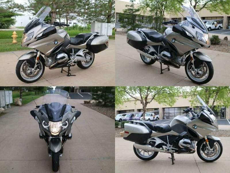 2016 BMW R-Series White used for sale craigslist