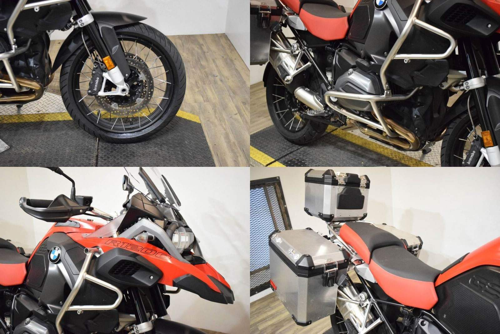 2016 BMW R-Series Red used for sale craigslist
