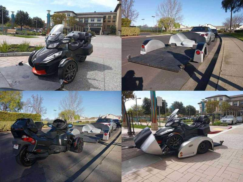 2016 Can-Am Spyder RTS Special Series Black used for sale craigslist