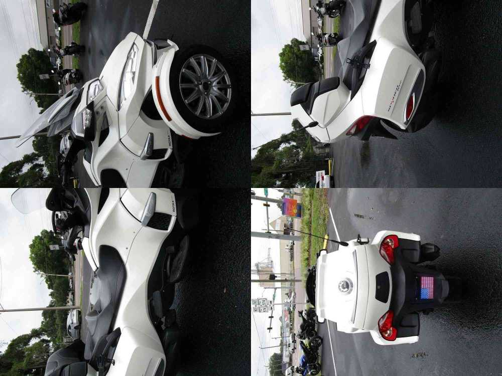 2016 Can-Am spyder -- used for sale craigslist