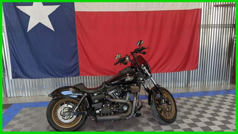2016 Harley Davidson Dyna   for sale craigslist