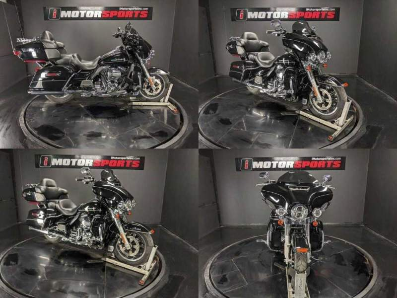 2016 Harley-Davidson FLHTK - Ultra Limited Black used for sale