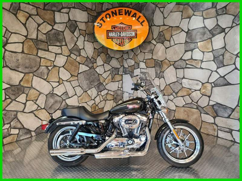 2016 Harley-Davidson Sportster Black Quartz used for sale craigslist