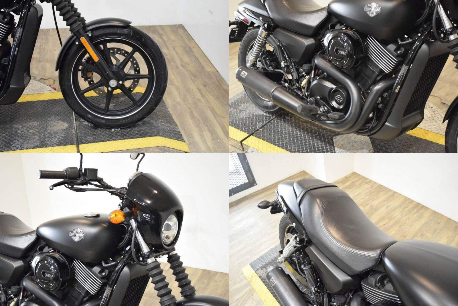 2016 Harley-Davidson Street® 750 Black used for sale craigslist