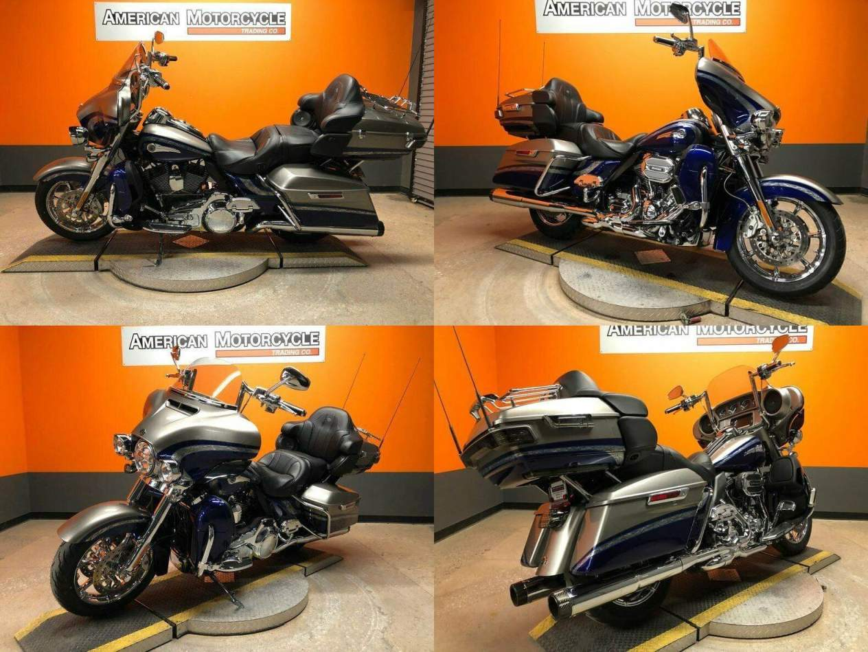2016 Harley Davidson Touring   FLHTKSE  for sale craigslist