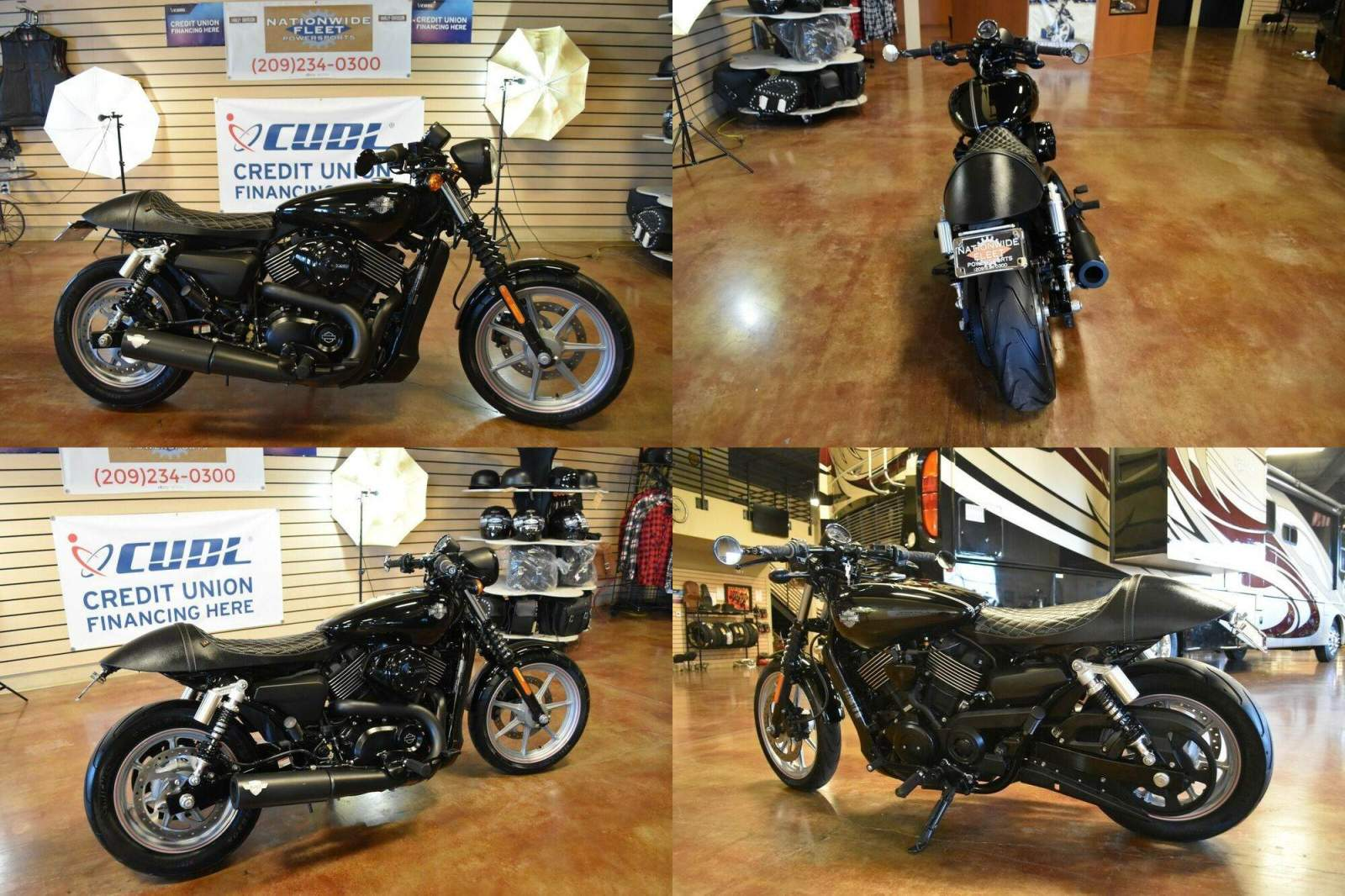 2016 Harley-Davidson XG 750 Black used for sale craigslist