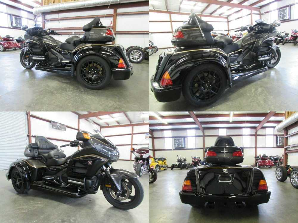 2016 Honda Gold Wing BLACK AND GRAY used for sale craigslist