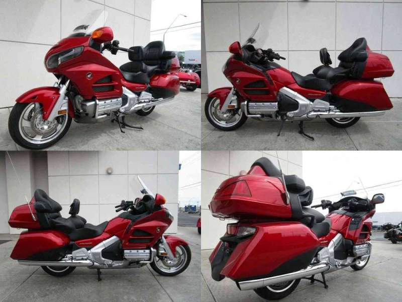 2016 Honda Gold Wing  for sale craigslist