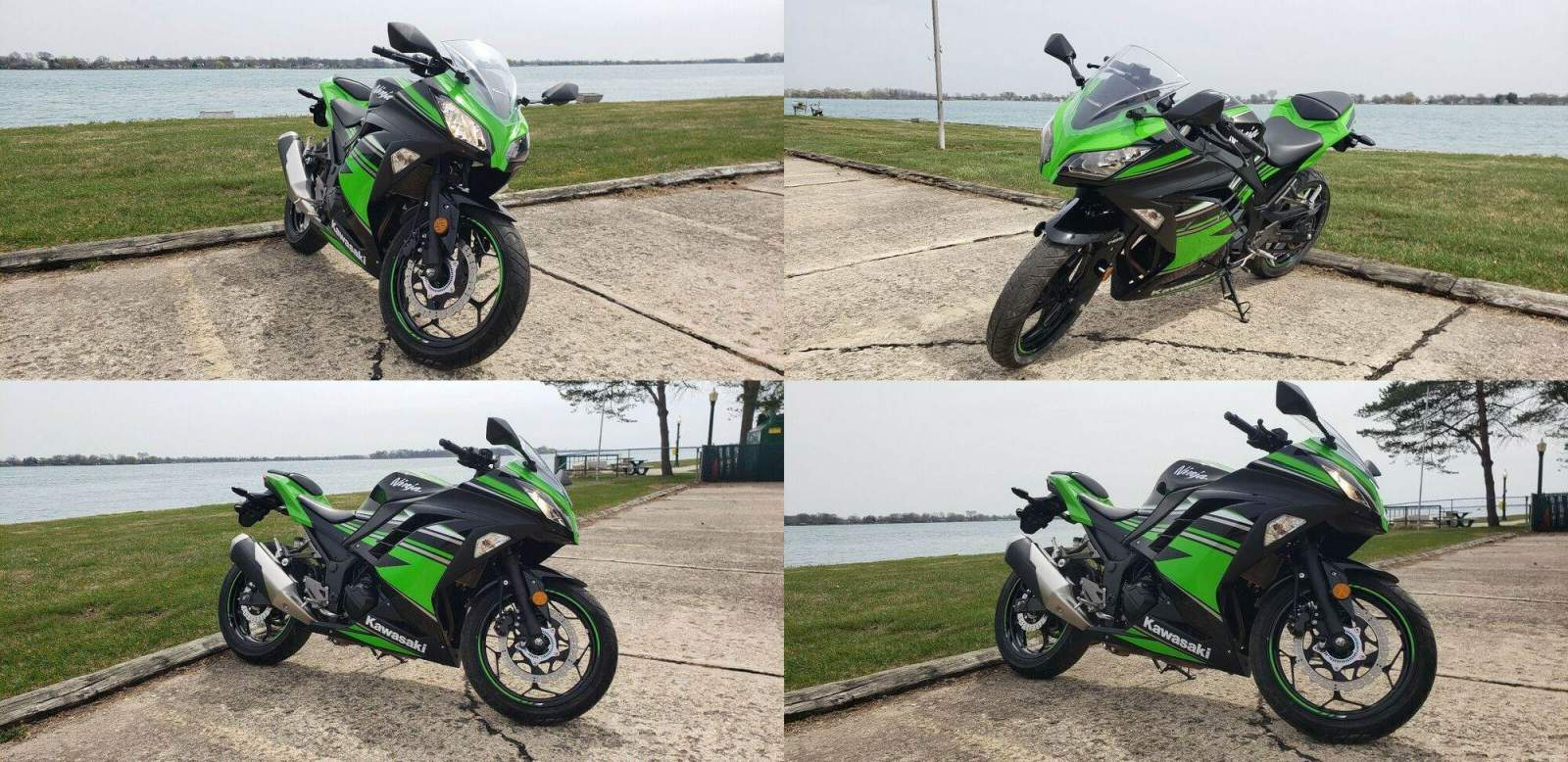2016 Kawasaki Ninja  for sale craigslist