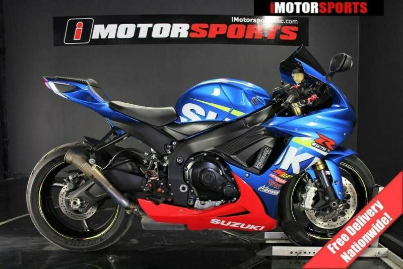 2016 Suzuki GSX-R SIL used for sale