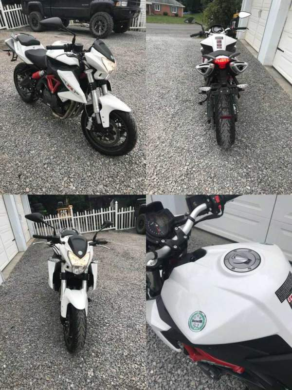 2017 Benelli TNT600  for sale craigslist