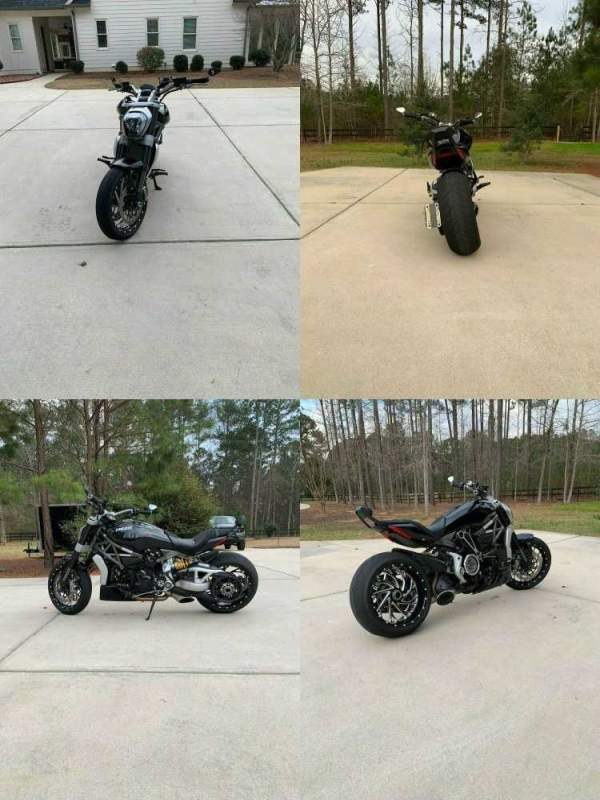 2017 Ducati XDiavel S  for sale craigslist