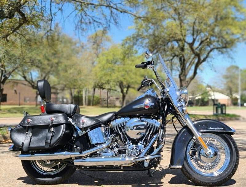 2017 Harley-Davidson Softail Black Quartz used for sale