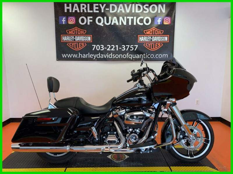 2017 Harley-Davidson Touring Vivid Black used for sale craigslist