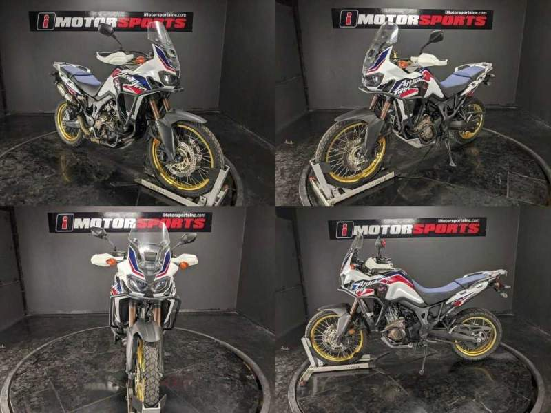 2017 Honda Africa Twin CRF1000L DCT WHI used for sale craigslist