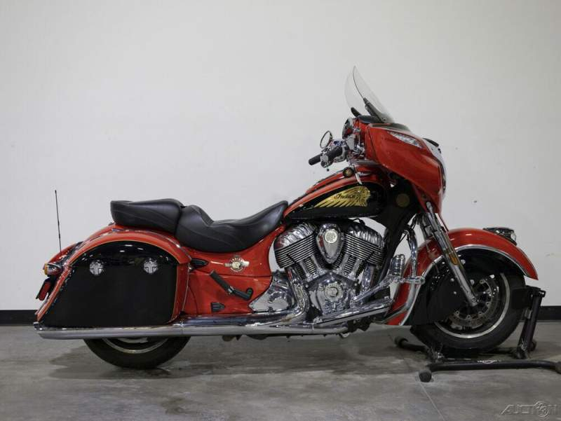 2017 Indian Chieftain  for sale craigslist