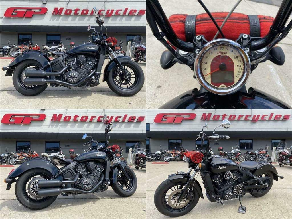 2017 Indian SCOUT   for sale craigslist