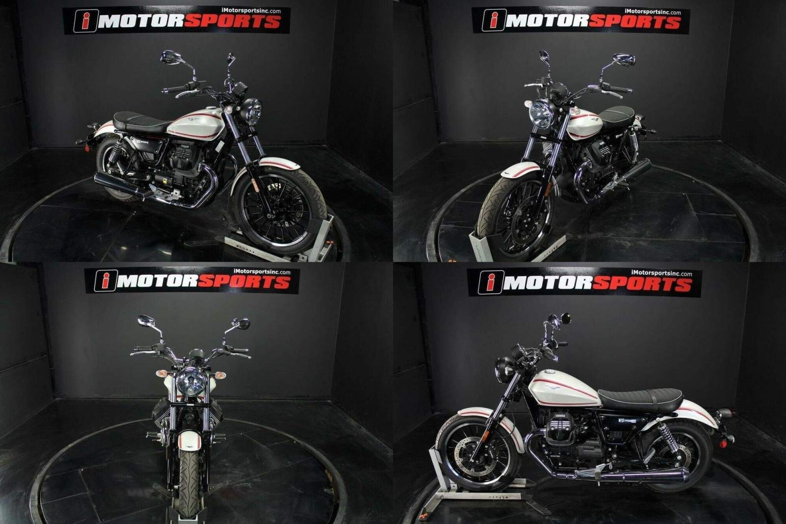2017 Moto Guzzi V9 Roamer -- used for sale craigslist
