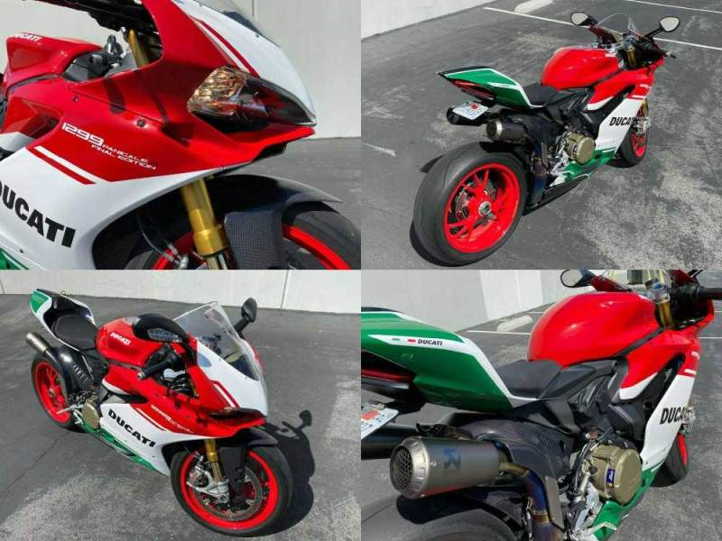 2018 Ducati Superbike Red/White/Green used for sale