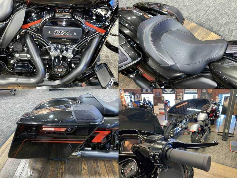 2018 Harley-Davidson FLTRXSE - CVO™ Road Glide® Black used for sale craigslist