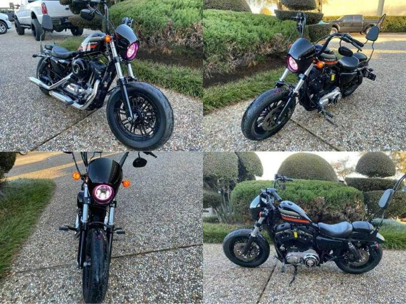 2018 Harley-Davidson Forty-Eight Special Black used for sale