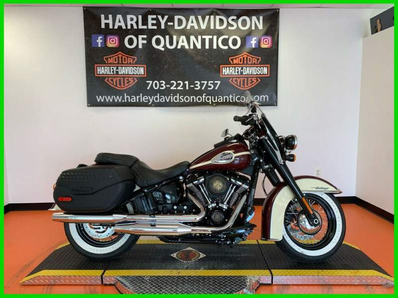 2018 Harley-Davidson Softail Red Iron Denim used for sale