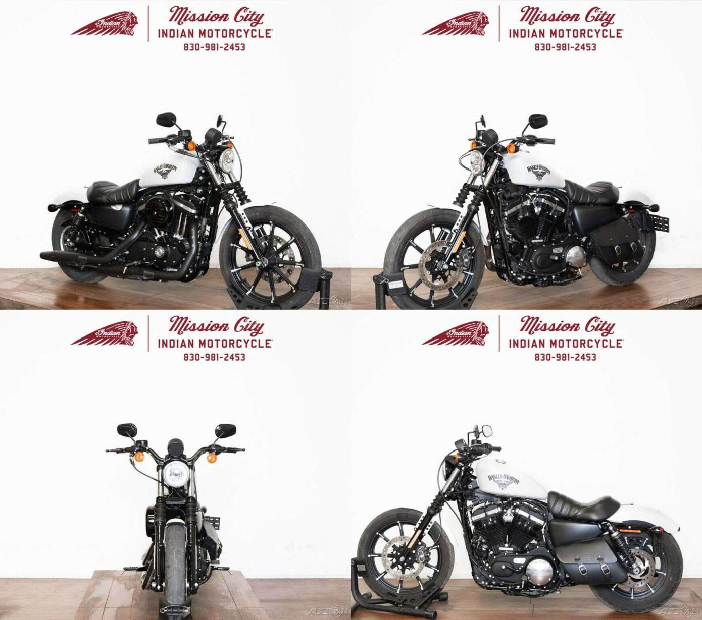 2018 Harley-Davidson Sportster XL883N - Iron 883 Bonneville Salt Denim used for sale craigslist
