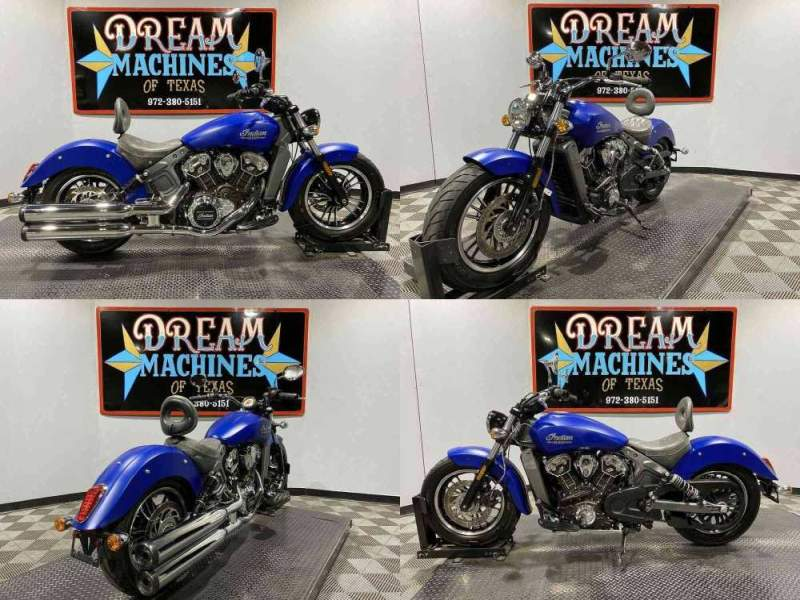 2018 Indian Scout Icon ABS  for sale craigslist
