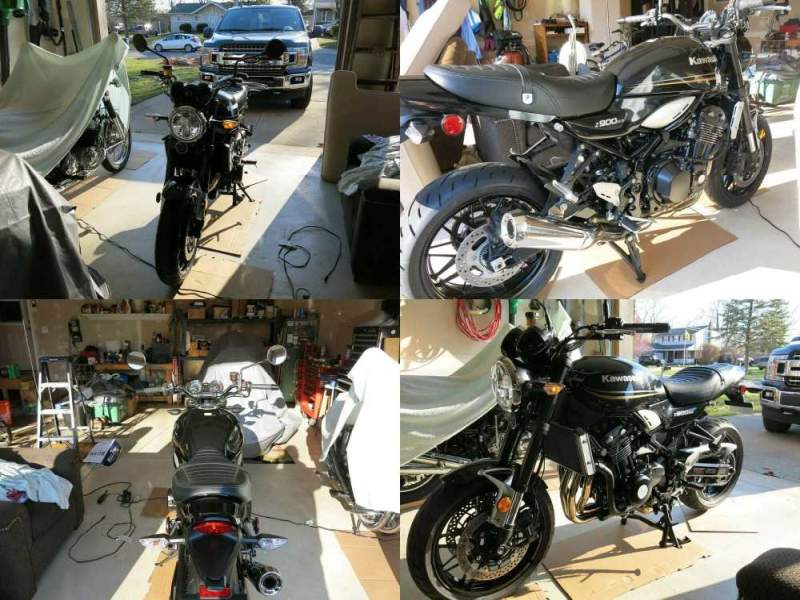 2018 Kawasaki z900rs  for sale craigslist