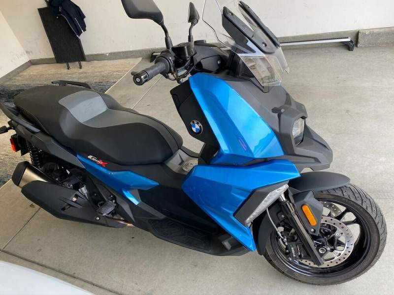 2019 BMW C400X Blue used for sale craigslist