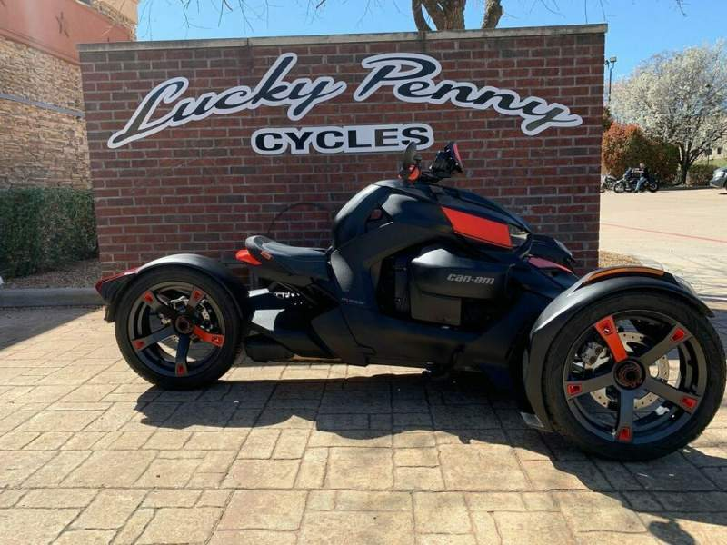 2019 Can-Am Ryker 900 ACE Black used for sale craigslist
