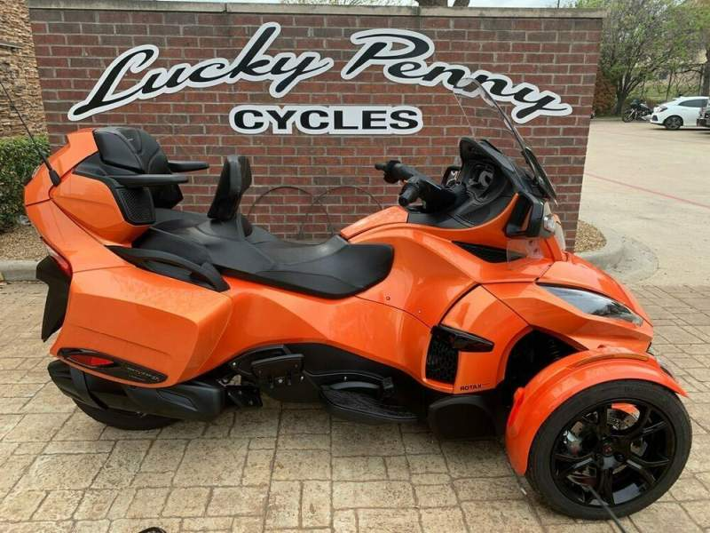 2019 Can Am Spyder RT Limited  for sale craigslist