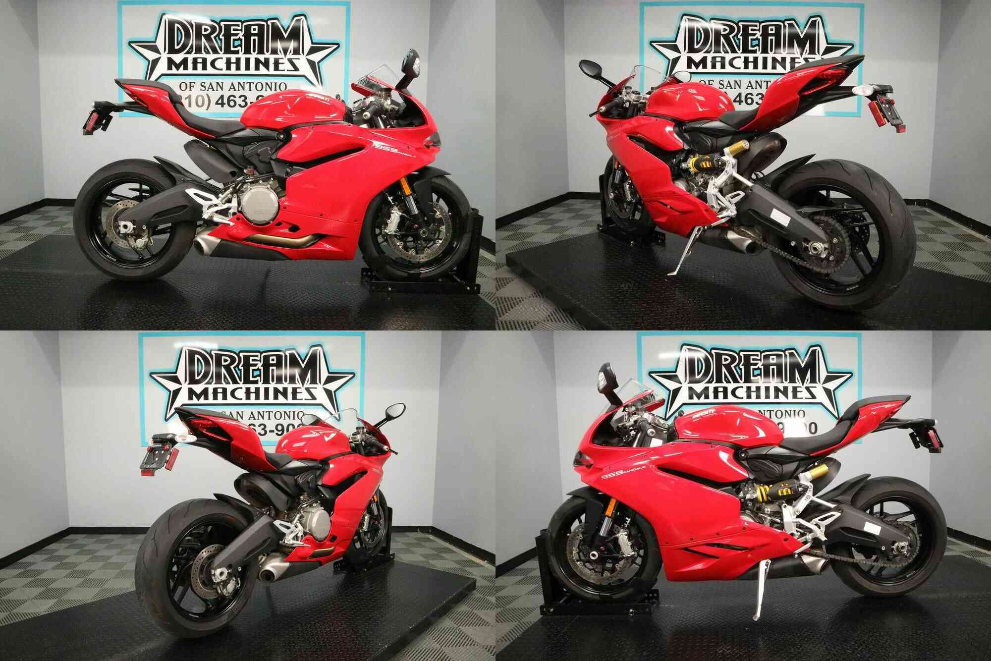 2019 Ducati 959 Panigale Ducati Red Red used for sale craigslist